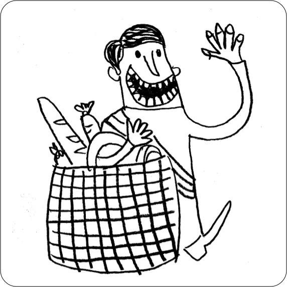 lidl illustration